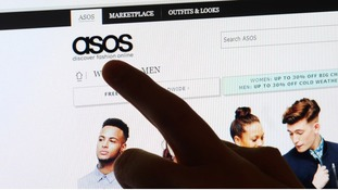 Online retailer ASOS is a British retail success story - but today it posted a profits warning.