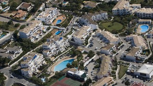 Locals and tourists in the Praia Da Luz holiday resort in Portugal say the latest search has had a negative effect.