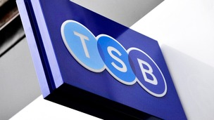 TSB bank began trading last week.