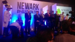 Conservatives win Newark by-election