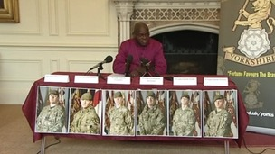 John Sentamu Afghan Six