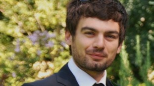 Gareth Huntley, 34, disappeared on May 27 when he went on a trek to a waterfall on Tioman Island, Malaysia.