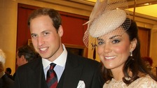 The Duke and Duchess of Cambridge will be attending the Diamond Jubilee Luncheon today