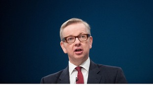 Michael Gove has said he will not be quitting over the recent row.