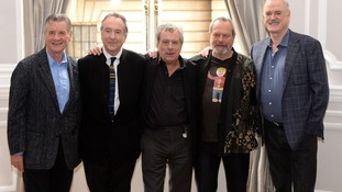 The Monty Python gang are reuniting for ten shows this summer.
