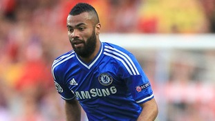 Ashley Cole played his last game for Chelsea last month.