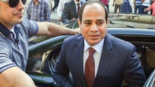 Abdel Fattah al-Sisi, the new president of Egypt, sees the fight against terrorism as his top priority