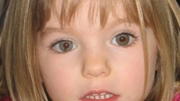 Madeleine was nearly four when she went missing in the Algarve on May 3 2007