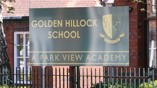 File photo of Golden Hillock School in Birmingham.