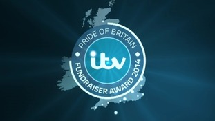 Nominate your fundraising hero for Pride of Britain Awards
