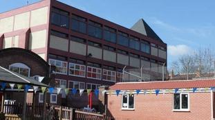 Oldknow Academy in Birmingham.