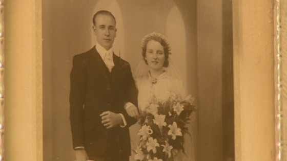 75 years of wedded bliss for Chadderton couple Joseph, 98, and Sally ...