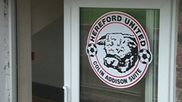 Hereford United expelled from Conference