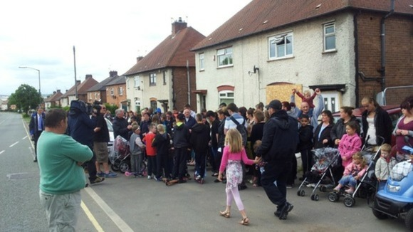 A fundraising event for the six children who died in a Derby house fire.
