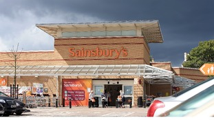 A Sainsbury's store in Woolton, Liverpool.
