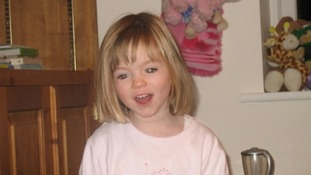 Madeleine McCann went missing in Praia da Luz, Portugal in May 2007.