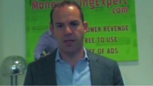 MoneySavingExpert founder Martin Lewis makes a cameo appearance in the rap video.