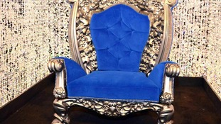 Big Brother's Diary Room chair