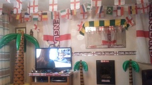 Gallery: World Cup decorations in the North West