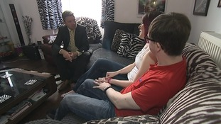 The couple tell ITV News Anglia's Russell Hookey about their experiences.