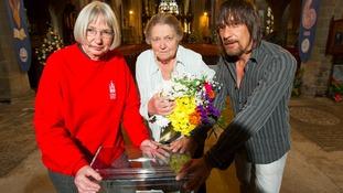 Thieves target Jubilee flower festival