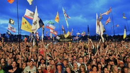 Glastonbury 2014 countdown