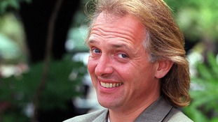 Comedian and actor Rik Mayall pictured in July 1999.