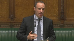 Esher and Walton MP Dominic Raab posed the question to Commons leader Andrew Lansley.