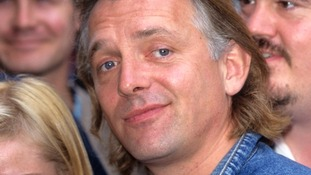 Rik Mayall pictured in September 1999.