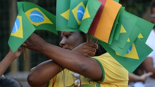 Brazil: The World Cup hosts in numbers