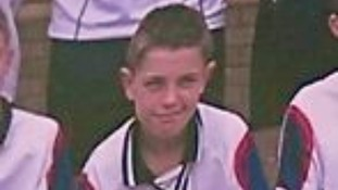 Jordan Henderson school photo