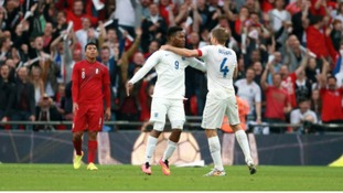 Daniel Sturridge will be hoping to hit the goal trail in Brazil.