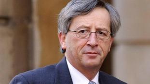 Jean-Claude Juncker 'was nowhere on the ballot paper,' David Cameron writes.