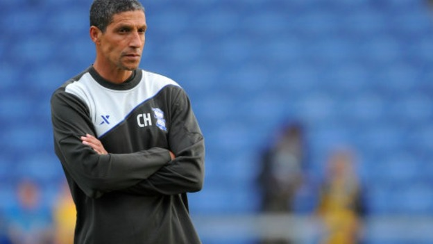 Chris Hughton approached by Norwich City