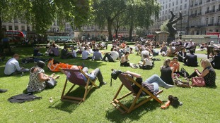 England and Wales is set for the hottest day of the year.