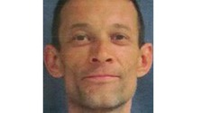 Armed robber David Blood is serving a life sentence.