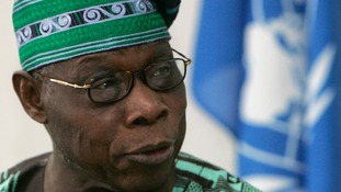 Nigeria's former president Olusegun Obasanjo says he fears kidnapped Boko Haram girls may 'never return'.