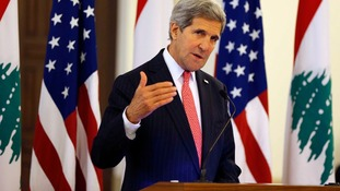John Kerry says he expects president Obama to make 'timely decisions' on Iraq.