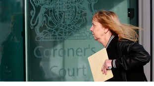 """Margaret Aspinall says Ed Miliband's apology comes """"a bit late""""."""