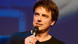 Entertainer John Barrowman has been awarded an MBE.