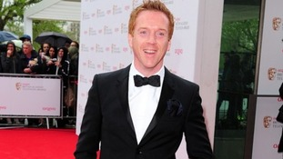Homeland star Damian Lewis has been awarded an OBE.