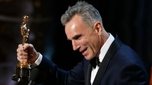 Daniel Day-Lewis said he was 'entirely amazed' to receive a knighthood in the Queen's Birthday Honours.