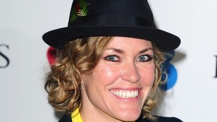 Cerys Matthews was awarded an MBE for her services to music.