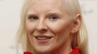 Kelly Gallagher, 29, triumphed in the super giant slalom event at Sochi in March.