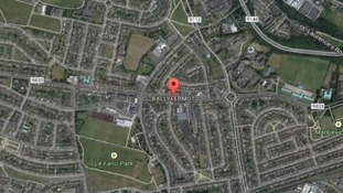 A nine-year-old boy has been shot in the neck in the Ballyfermot area of Dublin.