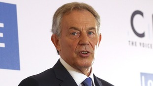 Tony Blair has hit back at critics in an eight-page essay on his website.