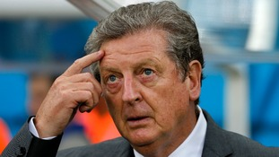 England coach Roy Hodgson said 'I thought we'd go on to win it'.