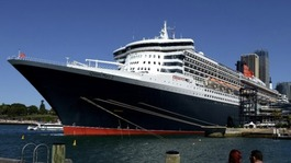 Huge rise in cruise passengers visiting the regions ports