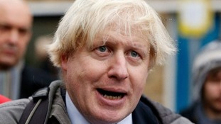 Boris Johnson has launched a pointed personal attack on former prime minister Tony Blair .