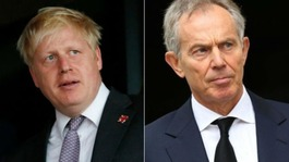 Boris Johnson calls Tony Blair 'mad' over Iraq claims